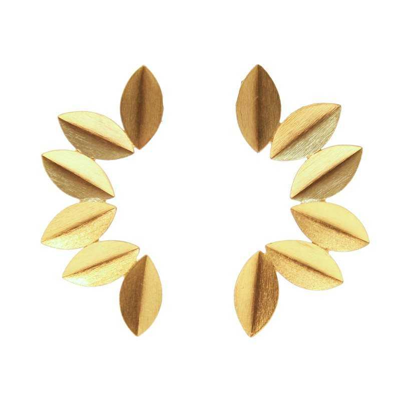 2a4d0d5d1487 pendientes aurea dorados