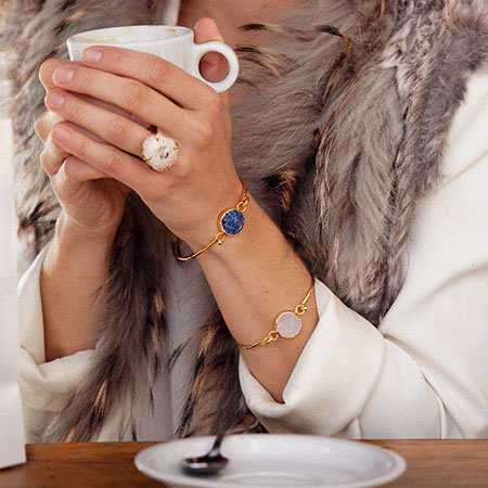 PULSERA WOMAN BLANCO