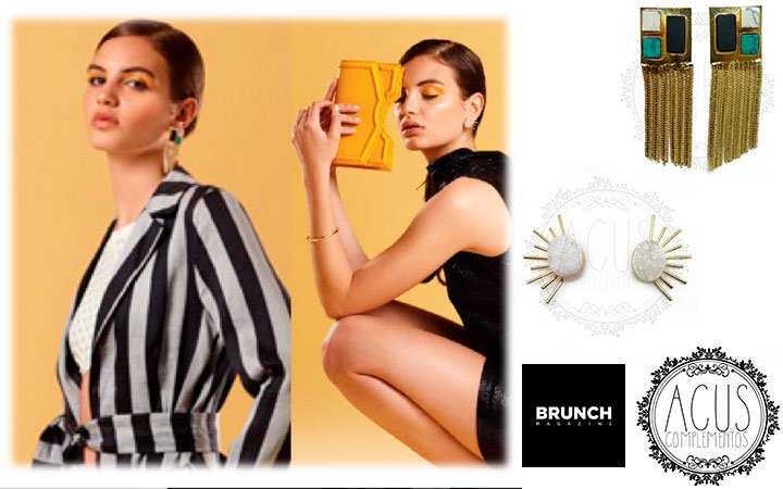 REVISTA BRUNCH MAGAZINE | PENDIENTES RIETVELD Y RAYOS BLANCO