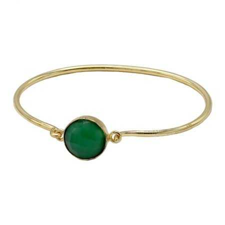 PULSERA MINI POINT VERDE