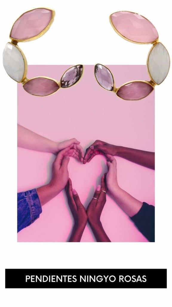 top 10 pendientes multicolor mujer tendencias joyas moda ACUS6
