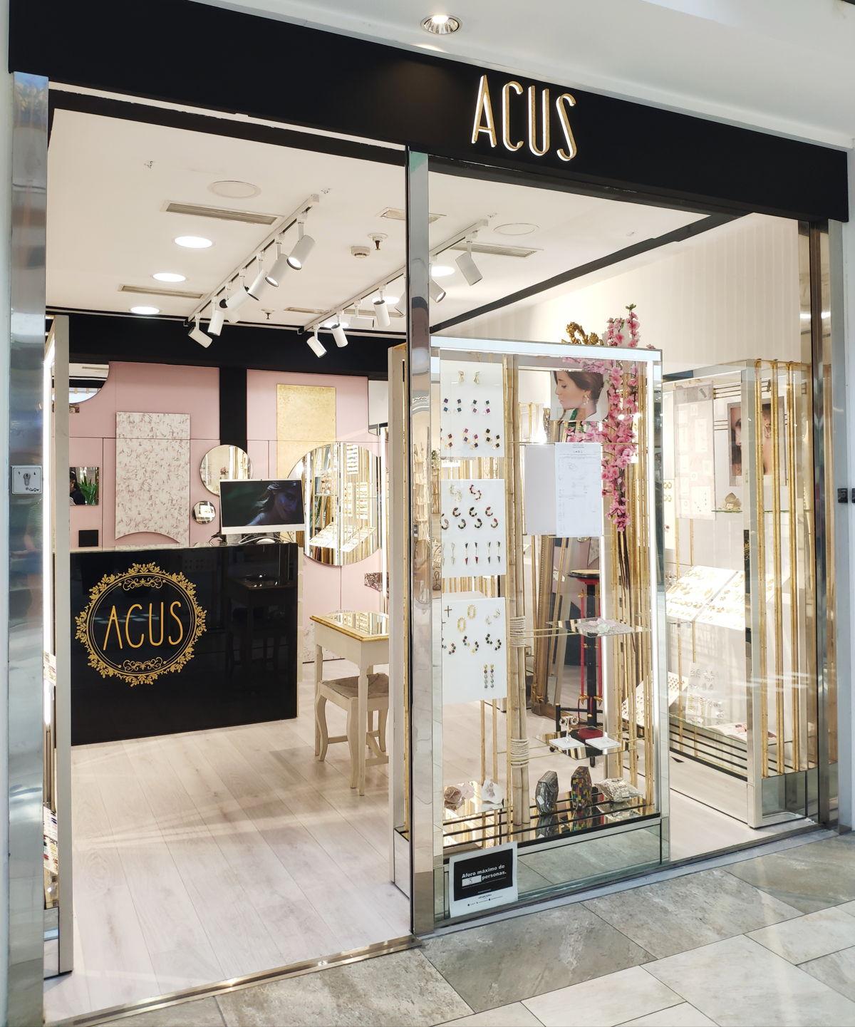 Nueva tienda ACUS Madrid Centro Comercial Arturo Soria Plaza 3