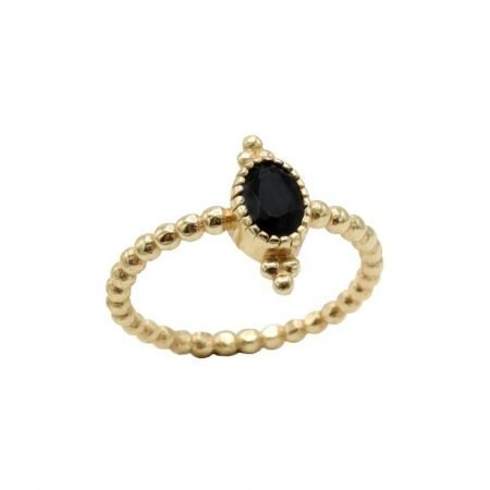 MAGICAL ATTRIUM ANILLO COLLINS NEGRO