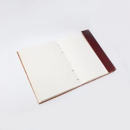 OCCEANIS CUADERNO CROSS LEATHER