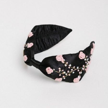 OCCEANIS DIADEMA 5 Negra flores rosas